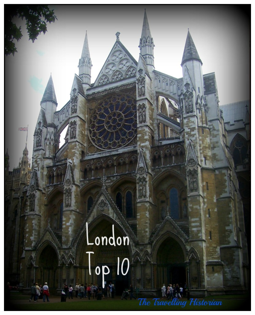 Westminster Abbey London Top 10