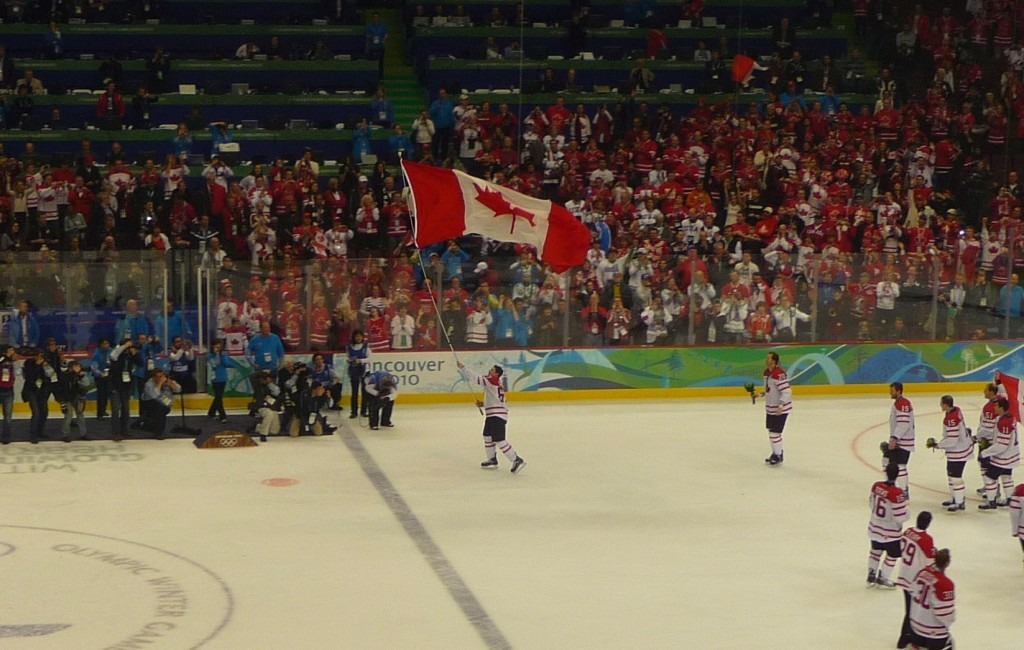 Vancouver 2010 Olympics - Men's Hockey Gold