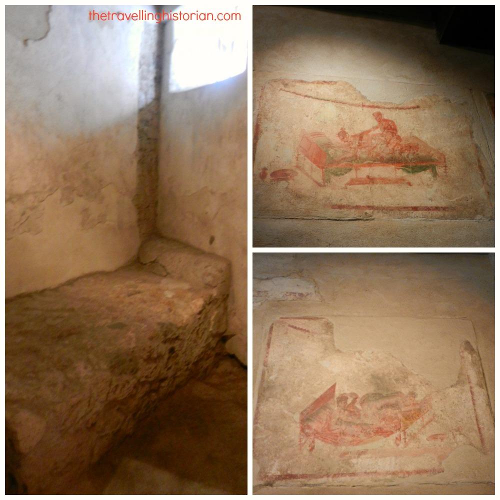 Pompeii Brothel Erotica