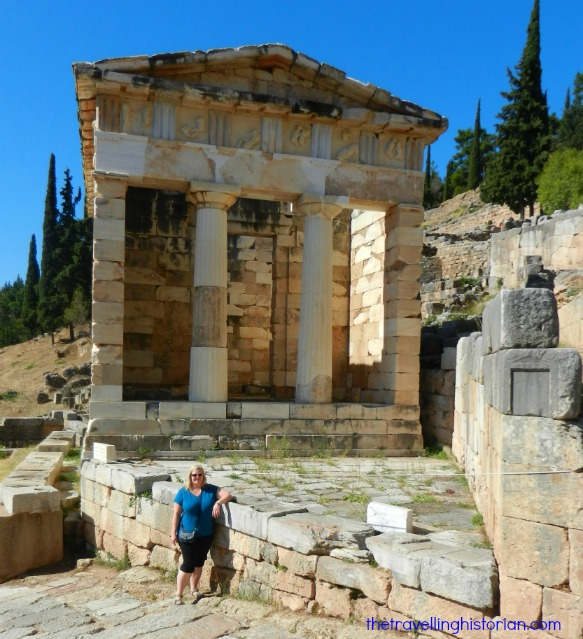 Treasury of Athens to celebrate Battle of Marathon