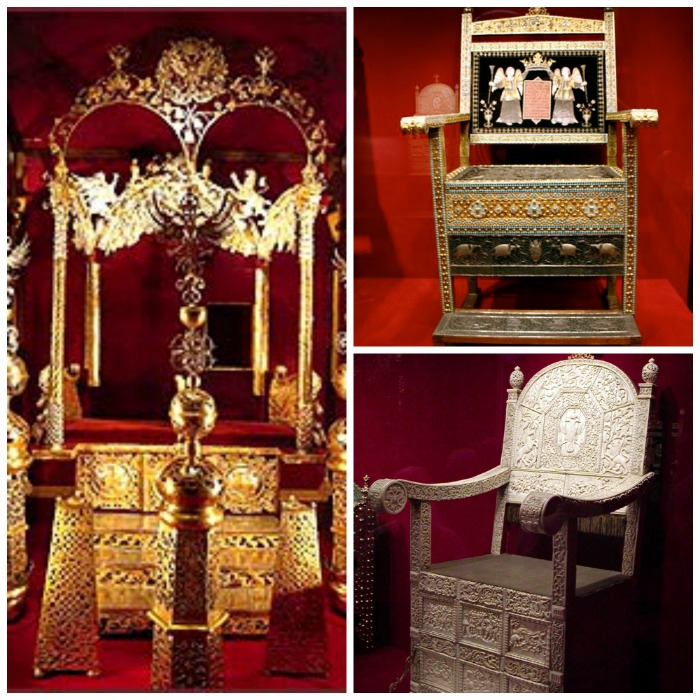 Russian Thrones - Ivan the Terrible, Peter the Great and Alexis