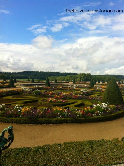 Palace of Versailles' Gardens