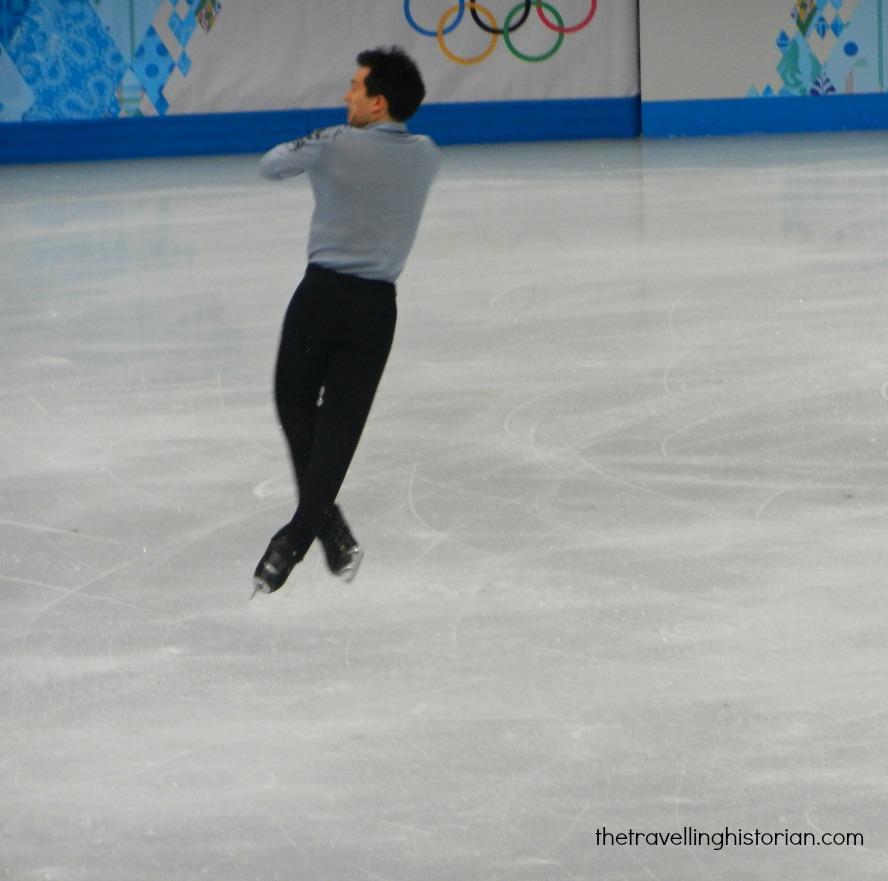 Sochi 2014 Figure Skating: Patrick Chan on his quad in Sochi 2014