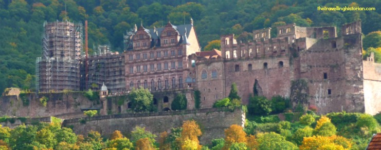 Things to Do in Heidelberg: visit the Castle
