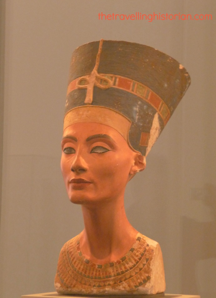 Nefertiti, Neues Museum, Berlin