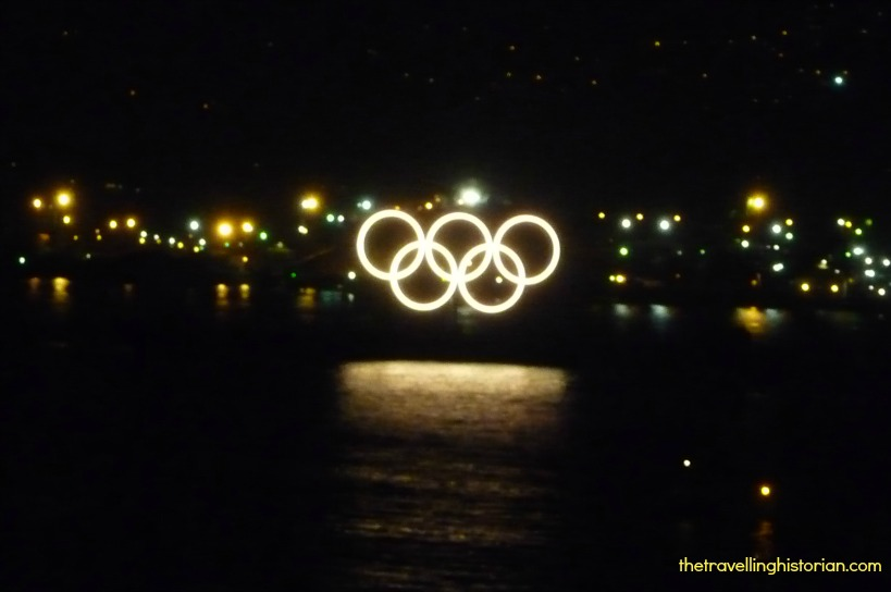 Olympic Rings, Vancouver Olympic Games