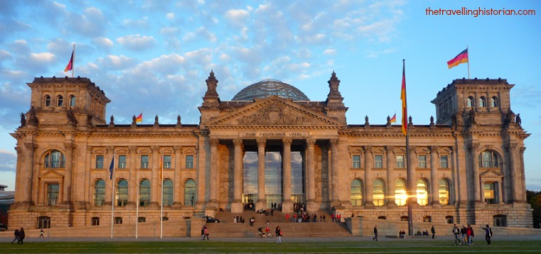 Reichstag, German Parliament, Berlin, Germany