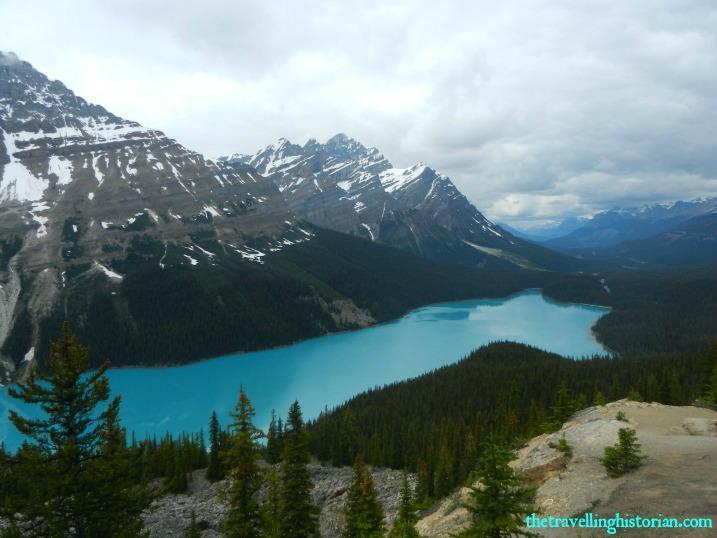Lake Peyto Alberta