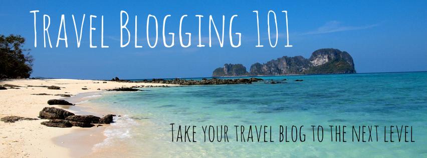 Travel Blogging Course