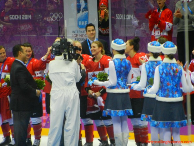 Sochi 2014 Olympic Hockey Women