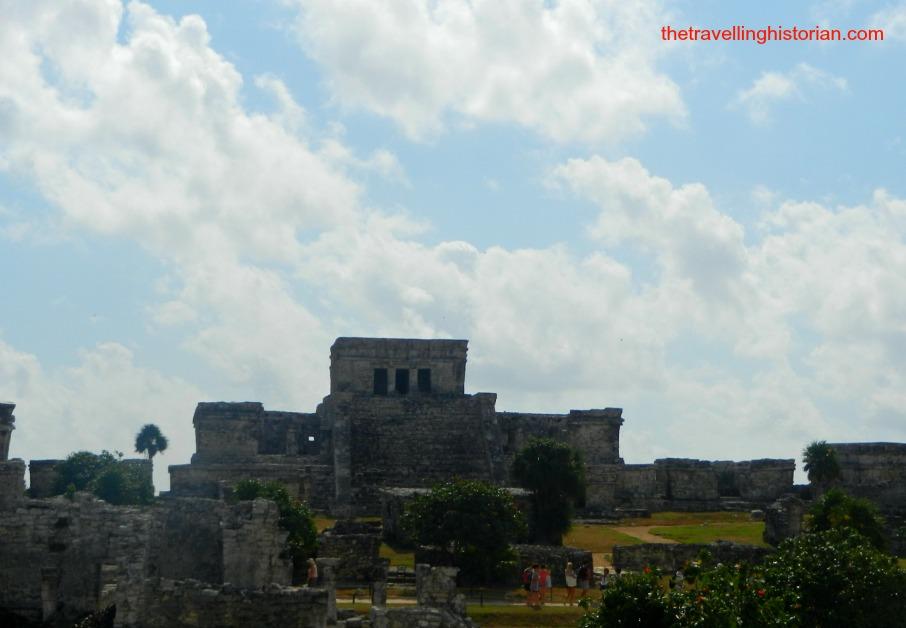 Mayan Ruins - Pyramid El Castillo (The Castle)(