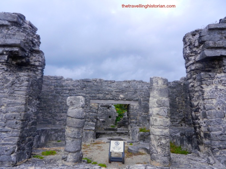 Exploring the Mayan Ruins in Tulum Mexico