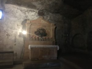 Katakomben (Catacombs)